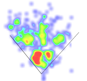 Full Season Heat Map