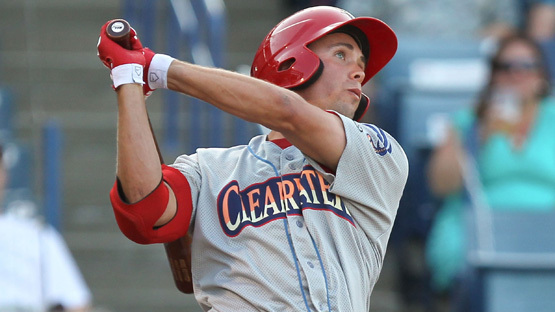 MiLB: May 04 - Clearwater Threshers at Tampa Yankees