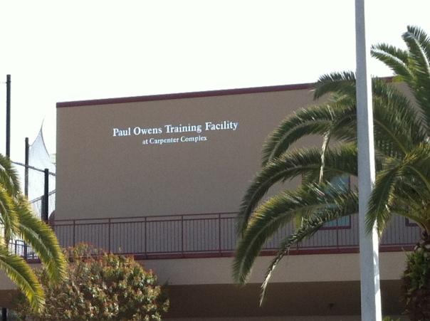 Paul Owens Training Facility