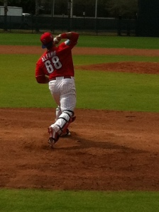 Alfaro to second