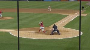 Ortiz Ks in the ninth 4-5-2016