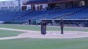 Four umpires 9-4-2016