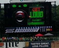 Fanti No No Scoreboard